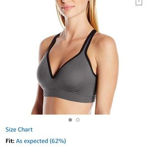 NWOT Jockey Moulded Cup Sports Bra